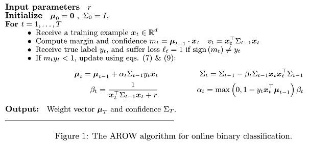 arow_algorithm